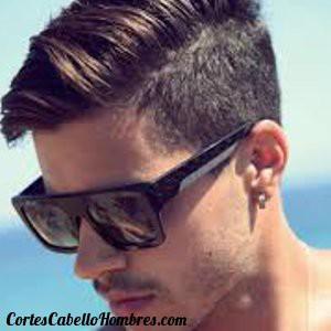 corte cabello largo medio lados corto primavera