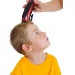 Fotos de niños con el cabello corto