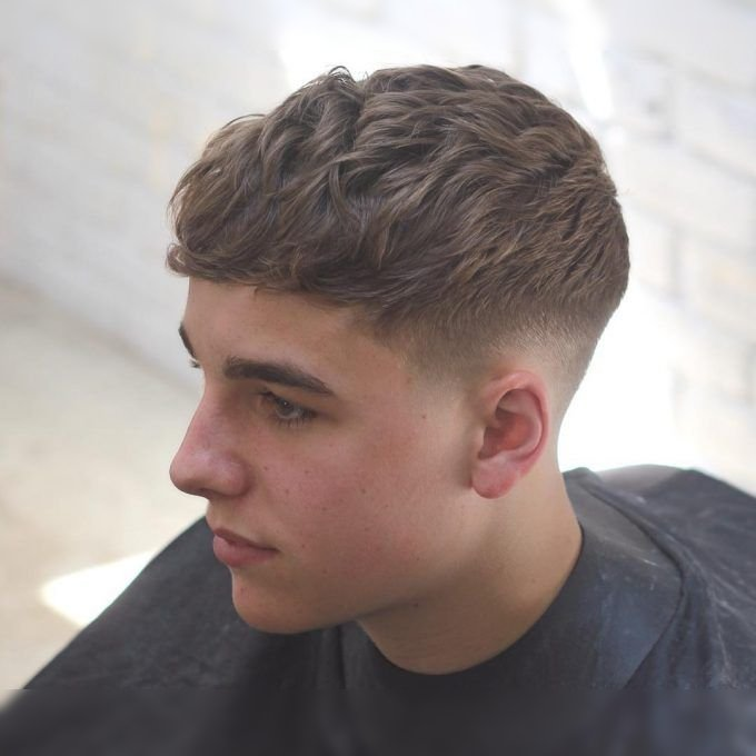 casquete regular corte cabello regular hombre